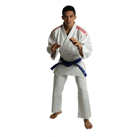 J350P_WB_PE - JUDO UNIFORM Club With Belt Polybag