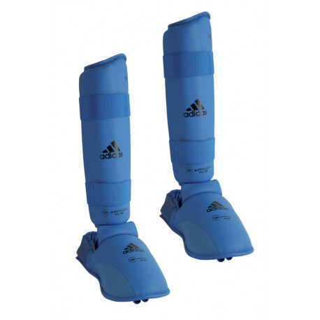 WKF Shin & Removable Instep Pad - 661.35