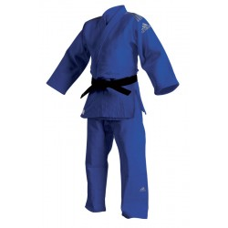 "Adidas Judo Uniform ""Champion II"" - Blue"