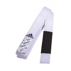Jiu Jitsu Belt White/Black