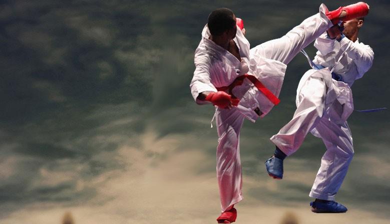 Karate Kumite