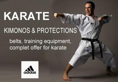 Karate - Kimono Protection